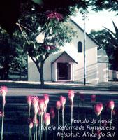 Templo da Igreja Reformada Portuguesa