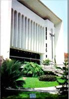 Templo da Igreja Presbiteriana das Graças