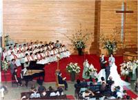Nave da Igreja Presbiteriana das Graças
