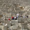 Gize, Pirâmides