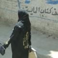 Fashion numa rua do Cairo