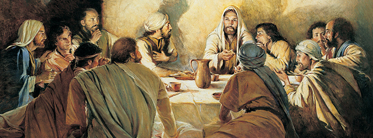 Série: Os discursos de despedida de Jesus.